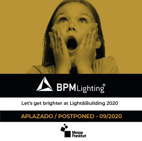Let's get brighter @ Light+Building 2020