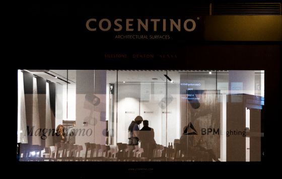 Cosentino - Designer spaces that play with LIGHT